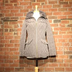 Michael Kors quilted puffer jacket, size XS